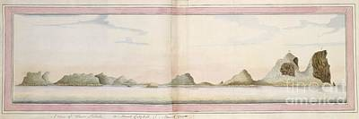 Lord Howe Island, 18th Century Poster