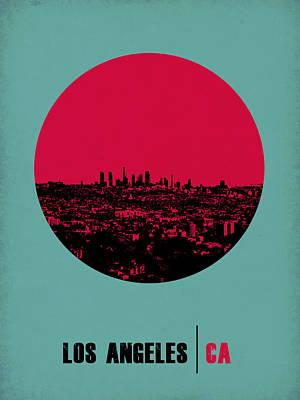 Los Angeles Circle Poster 1 Poster