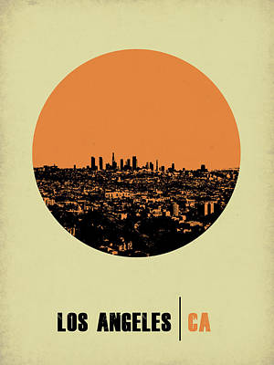Los Angeles Circle Poster 2 Poster