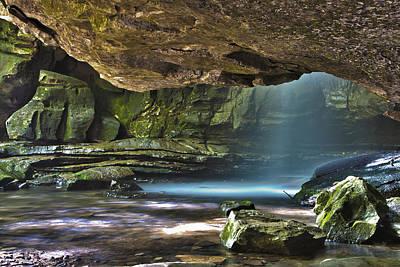 Lost Creek Falls Poster
