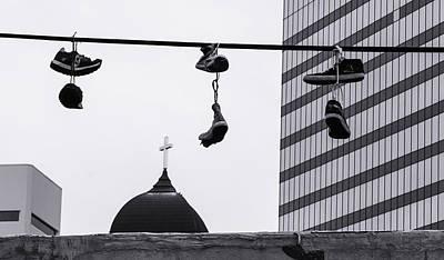 Lost Soles - Urban Metaphors Poster