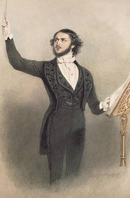Louis Antoine Jullien Poster
