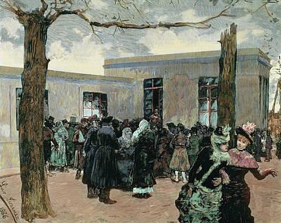 Louis Pasteur (dole, 1822-villeneuve-l Poster