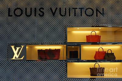 Louis Vuitton Handbags Poster