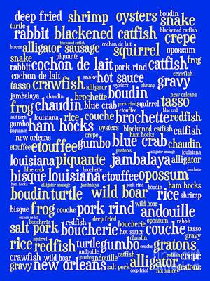Louisiana Cajun Heaven 20130625 Poster by Wingsdomain Art and Photography
