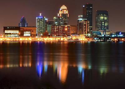 Louisville Eight By Ten Poster by Frozen in Time Fine Art Photography