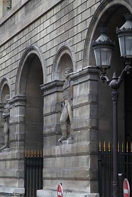 Louvre - Paris France - 011315 Poster