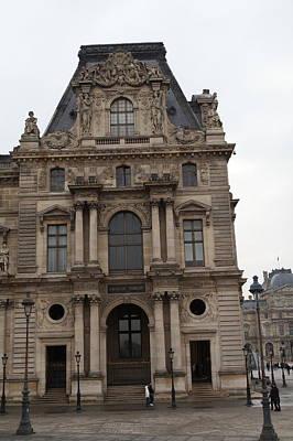 Louvre - Paris France - 011320 Poster