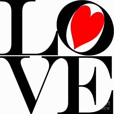 Love All Around Poster