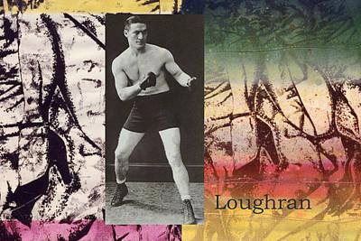 Love And War Loughran Poster