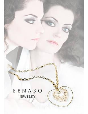 Love Poster by Eena Bo