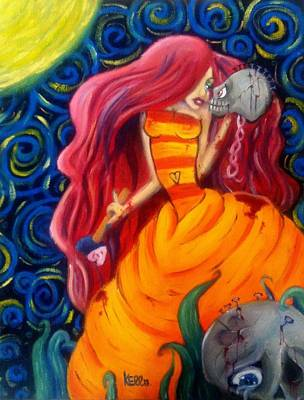 Love Hurts Poster by Kayla Ellsworth