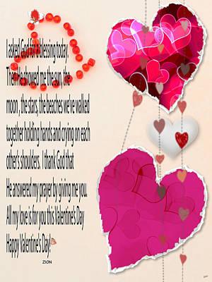 Love Poem Poster