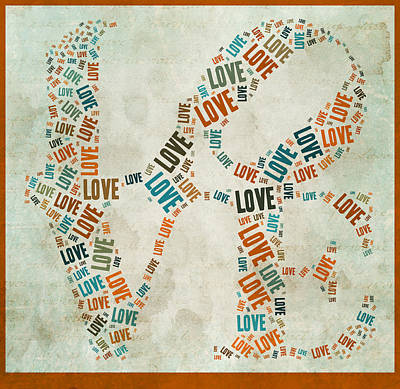 Love Quatro - 29ct04 Poster by Variance Collections