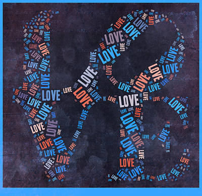 Love Quatro - 30ct04 Poster by Variance Collections