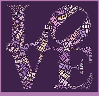 Love Quatro - Heart - S77a Poster