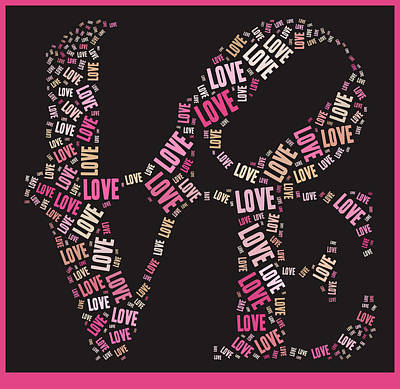 Love Quatro - S08a Poster by Variance Collections