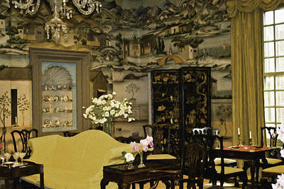 Lovely Room At Winterthur Gardens Poster