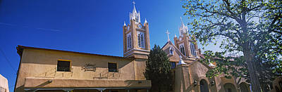 Low Angle View Of A Church, San Felipe Poster