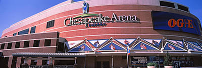 Low Angle View Of A Stadium, Chesapeake Poster by Panoramic Images