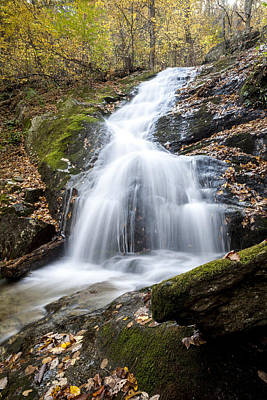 Lower Crabtree Falls Poster