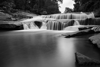 Lower Reedy River Falls. Poster