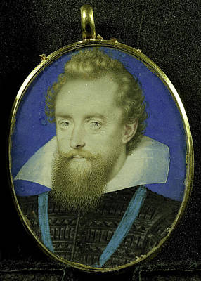 Ludovic Stuart, 1574-16231624, First Duke Of Richmond Poster by Litz Collection
