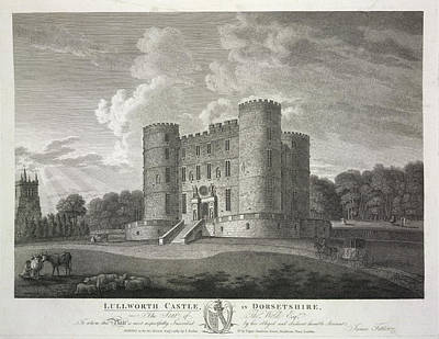 Lullworth Castle Poster by British Library