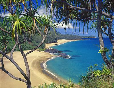Lumahai Beach Poster