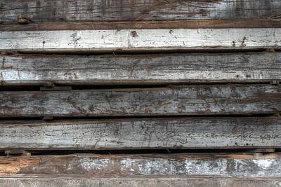 Lumber Poster by Jane Linders