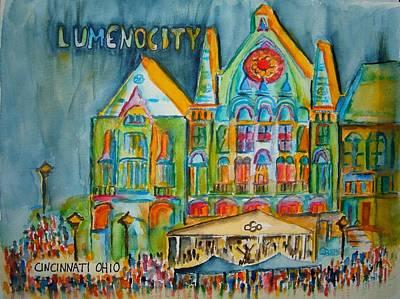 Lumenocity  Poster