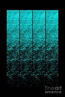 Poster featuring the photograph Luminescence 1a by Darla Wood