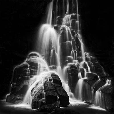 Luminous Waters I Poster