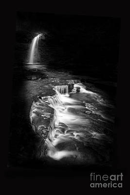 Luminous Waters Vi Poster