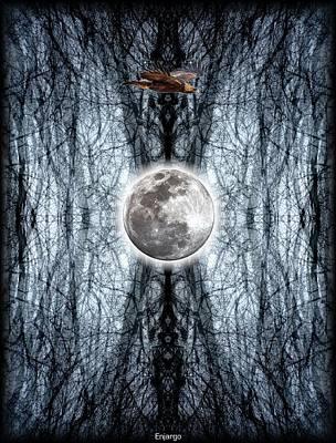 Lunar Darkroom.  Poster