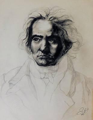 L.v. Beethoven Poster