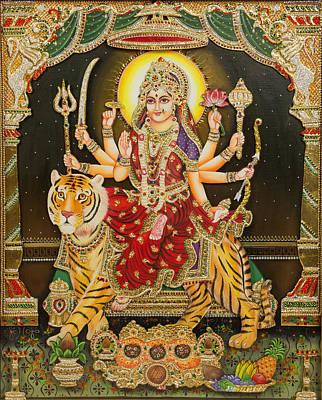 Maa Durga Poster