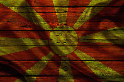 Macedonia Poster by Joe Hamilton