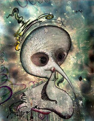 Mad  Her Evil Astral Soul Poster