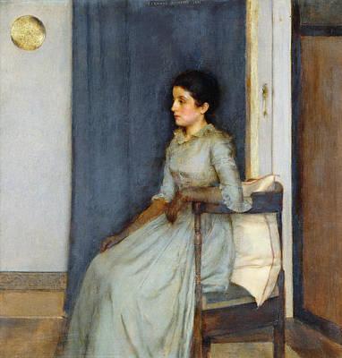 Mademoiselle Monnom Poster