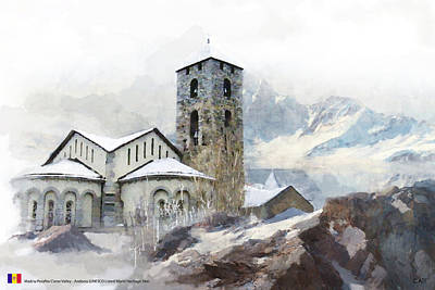 Madriu Perafita Claror Valley Poster by Catf
