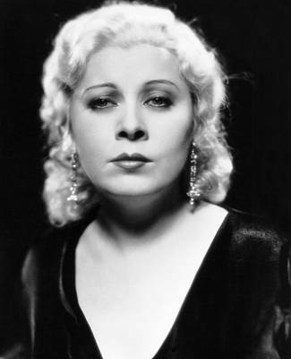 Mae West, Ca. 1932 Poster