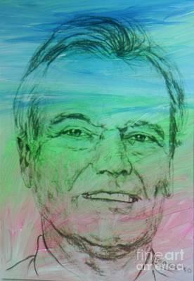 Maestro's Self-portrait Poster by PainterArtist FIN