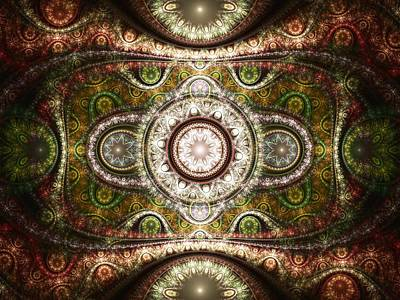Magic Carpet Poster by Anastasiya Malakhova