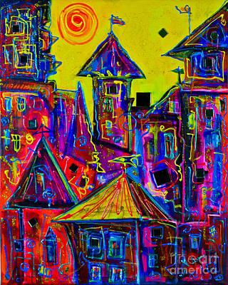 Magic Town 2 Poster