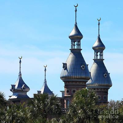 Magnificent Minarets Poster
