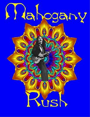 Mahogany Rush Art 1 Poster