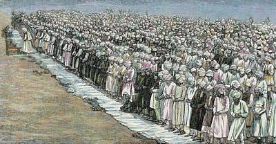 Mahommedan Festival Buckra Ede Or Poster by Prisma Archivo