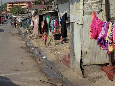 Main Street Of Alexandra, Johannesburg Poster by Panoramic Images