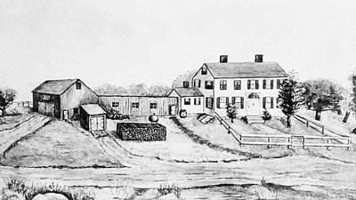 Maine Farm, 1897 Poster by Granger